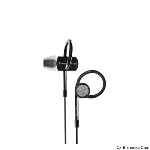 BOWERS & WILKINS In Ear Headphone [C5 S2] - Black - Earphone Ear Monitor / Iem