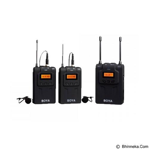 BOYA Wireless Microphone [BY-WM8] (Merchant) - Microphone Live Vocal