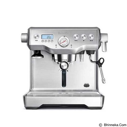 BREVILLE Coffee Machine Dual Boiler [BES920] (Merchant) - Mesin Kopi Espresso / Espresso Machine