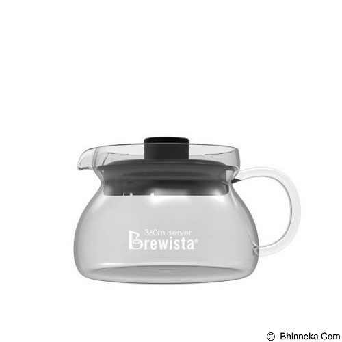 BREWISTA Glass Server 360 ml [BV360ML] (Merchant) - Gelas