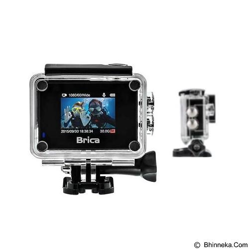 BRICA Alpha Edition B-PRO5 - Silver (Merchant) - Camcorder / Handycam Flash Memory