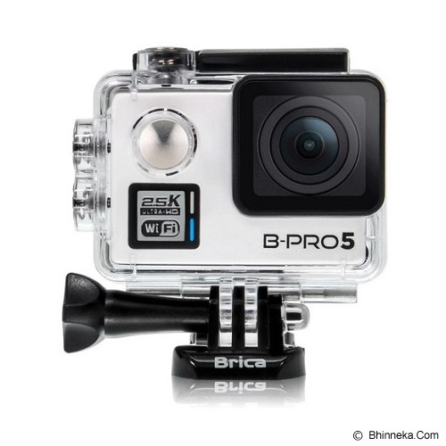 BRICA Alpha Plus B-PRO5 - White (Merchant) - Camcorder / Handycam Flash Memory