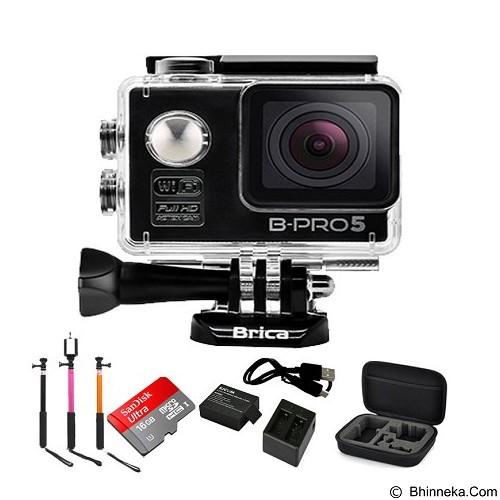 BRICA B-PRO5 Alpha Edition Paket A - Black - Camcorder / Handycam Flash Memory