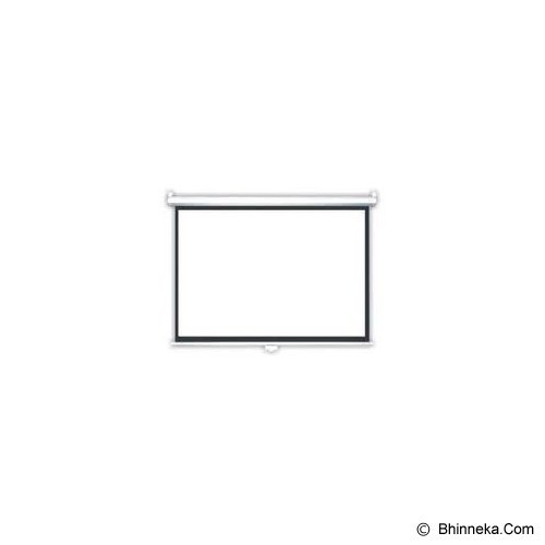 ALPHA Screen [ALMR-1818] - Proyektor Screen Motorize