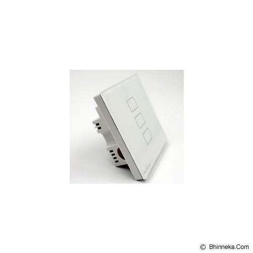 BROADLINK Saklar Elektronik 3 Switch [6924826700163] - Saklar in Bow