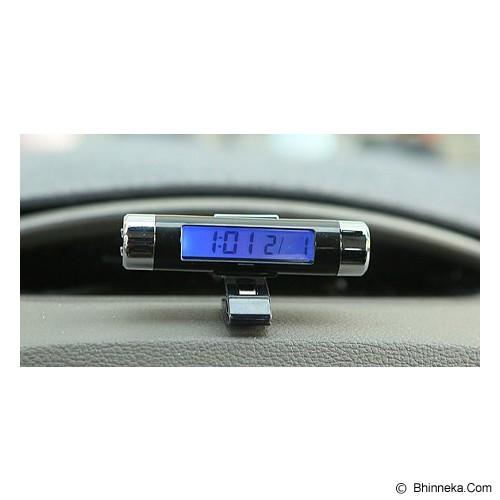 BRONSIS STORE Jam Termometer Mobil - Organizer Mobil
