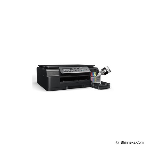 Beli Brother Printer Inkjet Multifungsi Dcp T300 Hitam Harga Rp Source · Jual BROTHER Printer Inkjet Multifunction DCP T300