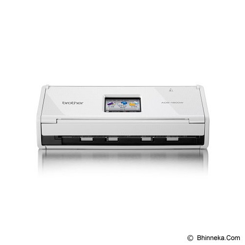 BROTHER Scanner [ADS-1600W] (Merchant) - Scanner Multi Document