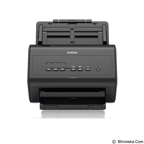 BROTHER Scanner [ADS-3000N] - Scanner Multi Document