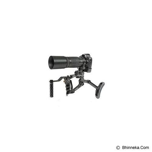 BUSH HAWK 320D Pro Kit Canon (Black) - Tripod Arm, Rail and Macro Bracket