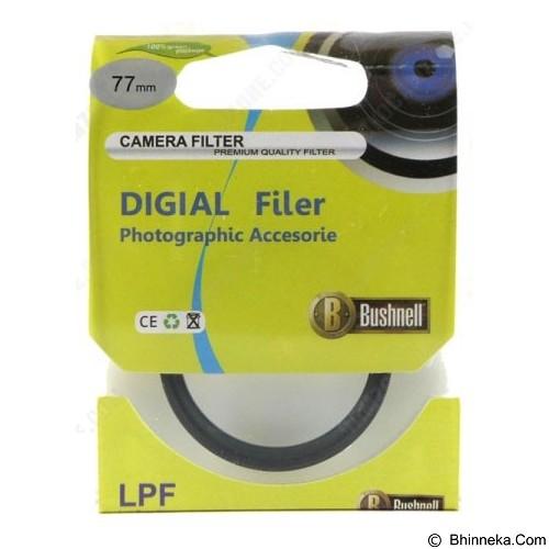 BUSHNELL Camera Filter 77mm - Filter Uv dan Protector