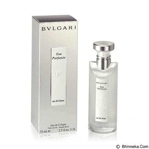 BVLGARI Au The Blanc for Unisex - Eau de Cologne untuk Wanita