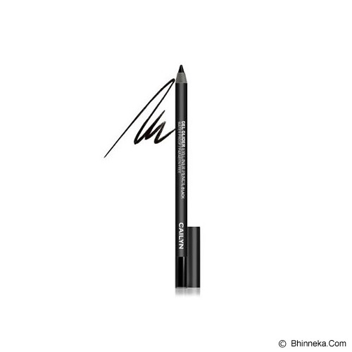 CAILYN Gel Glider Eyeliner Pencil [01] - Black - Eyeliner