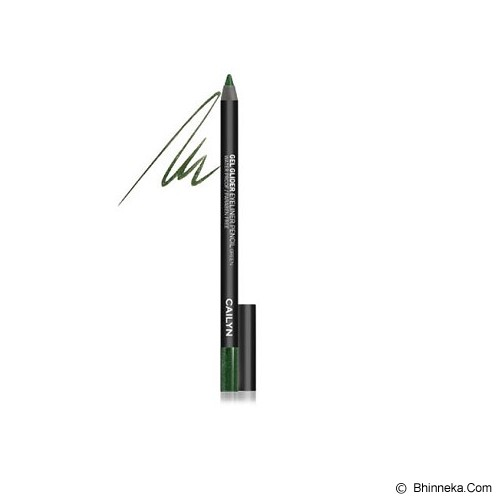 CAILYN Gel Glider Eyeliner Pencil [04] - Green - Eyeliner