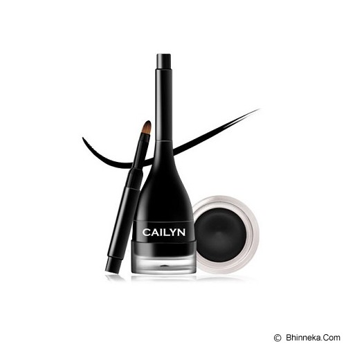 CAILYN Line Fix Gel Eyeliner [01] - Black - Eyeliner