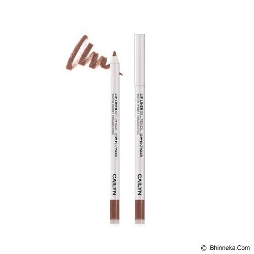 CAILYN Lip Liner Gel Pencil [03] - Whiskey Sour - Lip Liners
