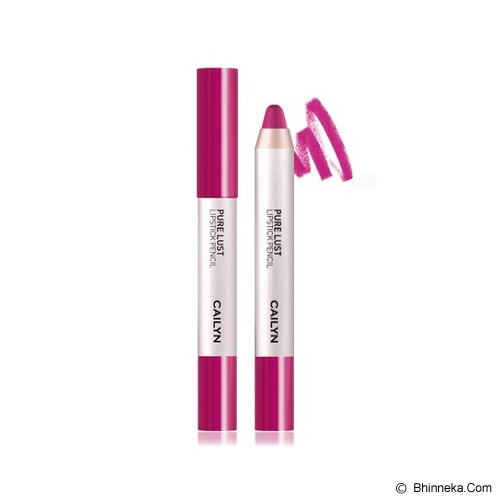 CAILYN Pure Lust Lipstick Pencil [06] - Plum - Lipstick