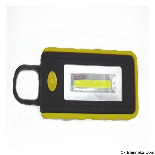CALLIASTORE Lampu Kerja Portable Cob Led 5 W - Yellow (Merchant) - Lampu Emergency