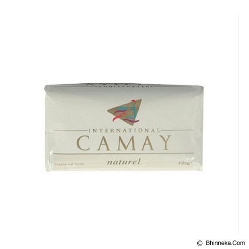 CAMAY Sabun Mandi - New Natural White - Sabun Mandi