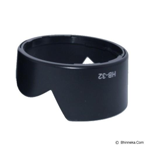 CAMERA EQUIPMENT STORE HB-32 - Camera Lens Cap, Hood and Collar