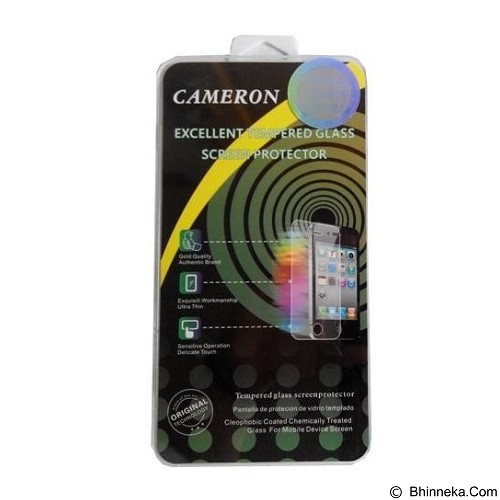 CAMERON Tempered Glass Sony Xperia Z1 Compact [Cameron-55] - Screen Protector Handphone
