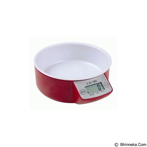 CAMRY Kitchen Scale [EK2150] - Pink (Merchant) - Timbangan Dapur