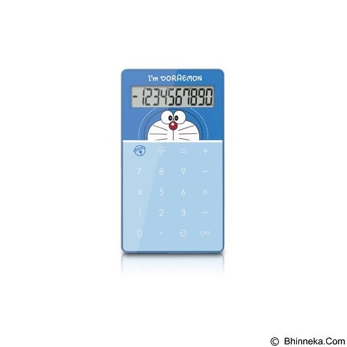 CANON Doraemon [LC-10] - Kalkulator Office / Pocket