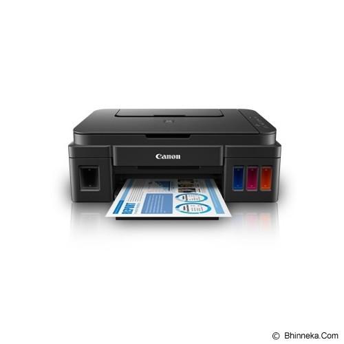 CANON PIXMA [G2000] (Merchant) - Printer Bisnis Multifunction Inkjet