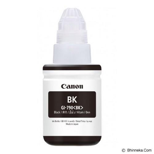 CANON Black Ink Cartridge [GI790B] (Merchant) - Tinta Printer Canon