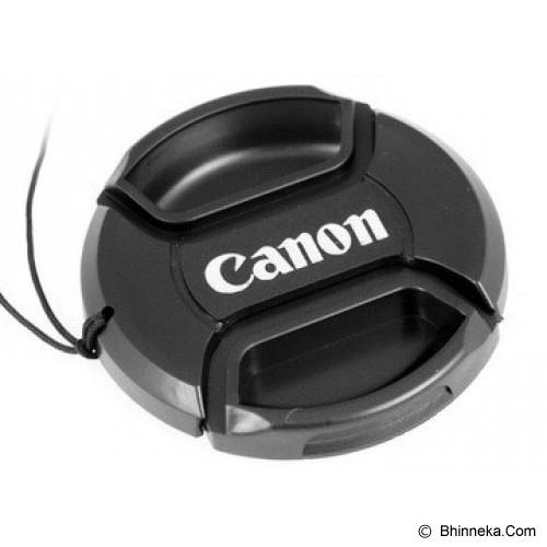 CANON 62mm Snap-On Lens Cap - Camera Lens Cap, Hood and Collar