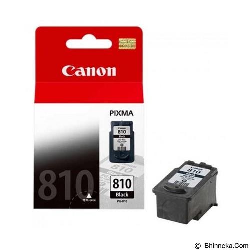 CANON Black Ink Cartridge 810 [PG810B] (Merchant) - Tinta Printer Canon