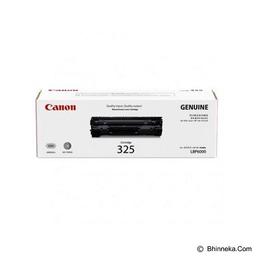 CANON Black Toner [CRG-325] - Toner Printer Canon