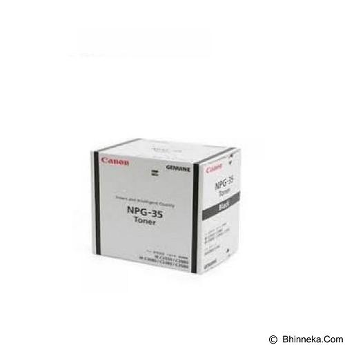 CANON Black Toner [NPG-35] (Merchant) - Toner Printer Canon