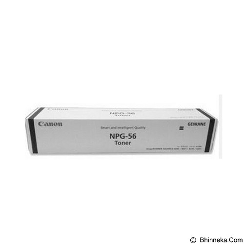 CANON Black Toner [NPG-56] (Merchant) - Toner Printer Canon
