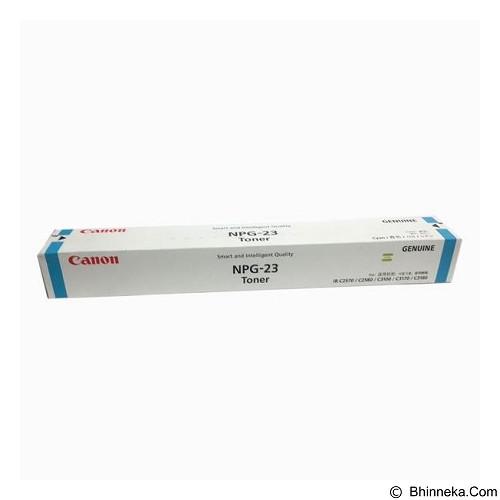 CANON Cyan Toner [NPG-23] (Merchant) - Toner Printer Canon