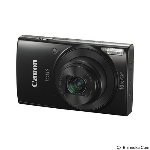 CANON Digital Camera IXUS 180 - Black