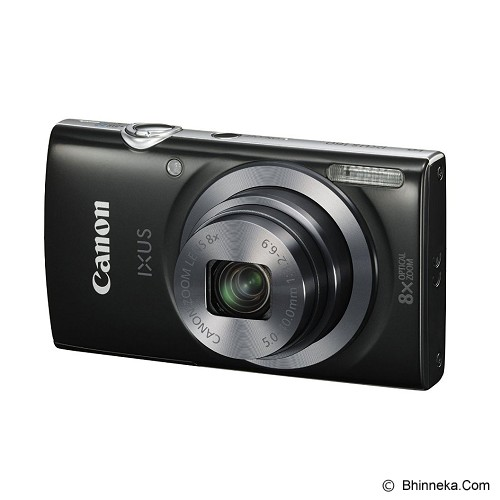 CANON Digital Ixus 160 - Black - Camera Pocket / Point and Shot