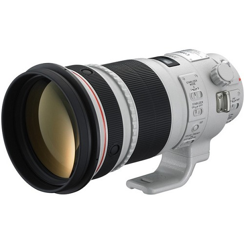 CANON EF 200-400mm f/4L IS USM Lens with Internal 1.4x Extender - Camera Slr Lens