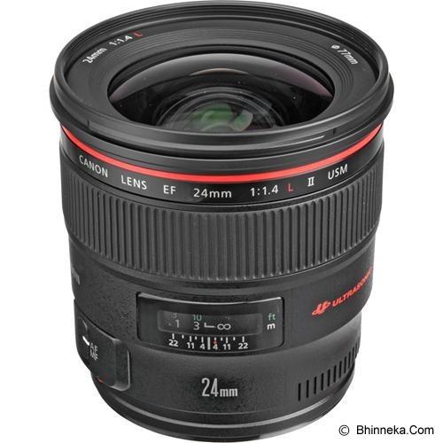 CANON EF 24mm f/1.4L II USM - Camera Slr Lens