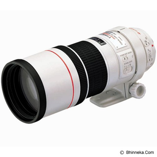 CANON EF 300mm f/4.0L IS USM - Camera Slr Lens