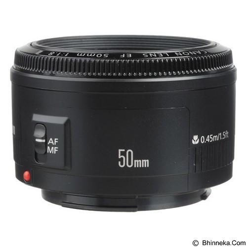 CANON EF 50mm f/1.8 II - Camera Slr Lens