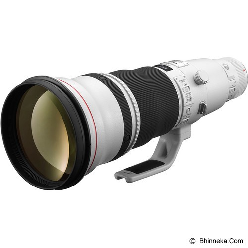 CANON EF 600mm f/4.0L IS II USM - Camera Slr Lens