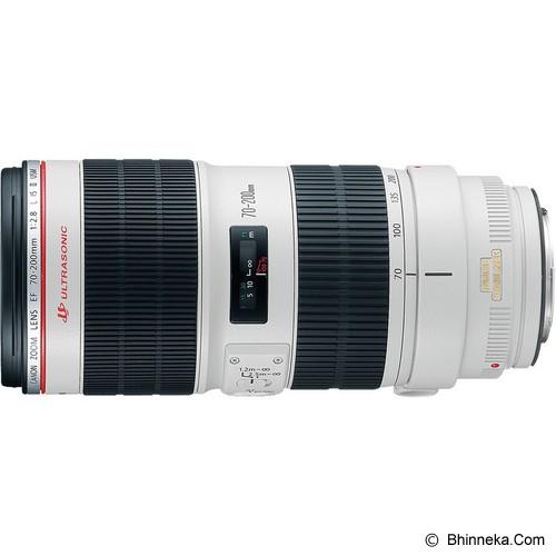CANON EF 70-200mm f/2.8L IS II USM - Camera SLR Lens