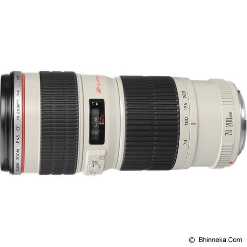 CANON EF 70-200mm f/4L USM - Camera Slr Lens