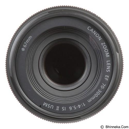 CANON EF 70-300mm f/4-5.6 IS II USM Lens - Camera Slr Lens