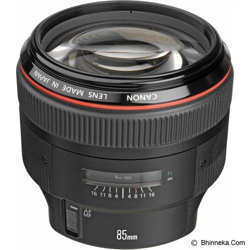 harga CANON EF 85mm f/1.2L II USM Bhinneka.Com
