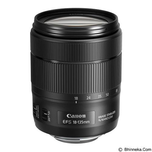 CANON EF-S 18-135mm f/3.5-5.6 IS USM - Camera Slr Lens