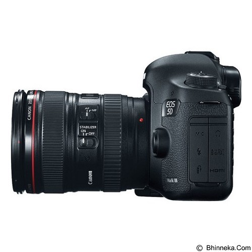 CANON EOS 5D Mark III Kit - Camera Slr