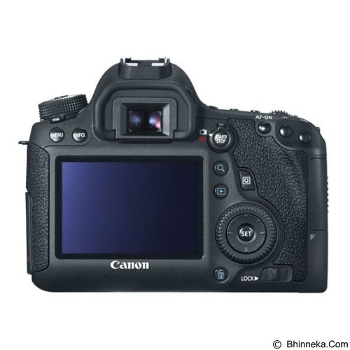 CANON EOS 6D Kit1 (Merchant) - Camera Slr