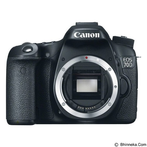 CANON EOS 70D Body (Merchant) - Camera Slr